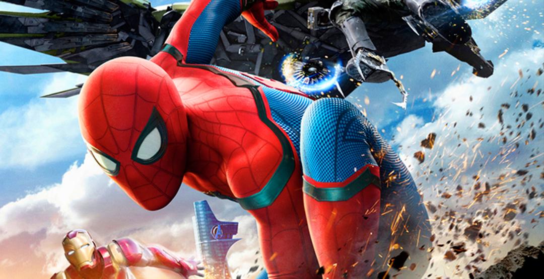 Билет на фильм «Человек-паук: Возвращение домой» в к-р «Россия»