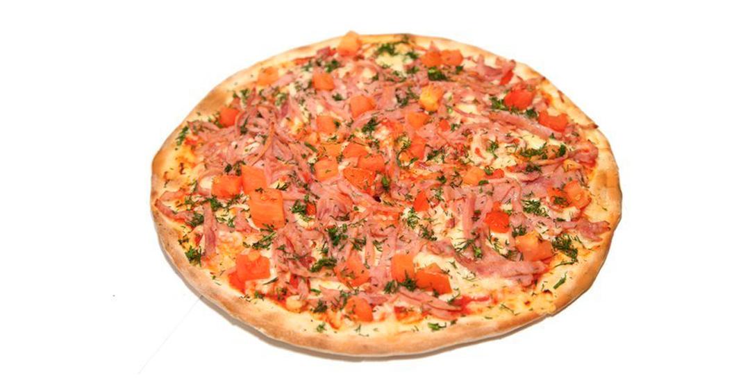 Пицца «Студенческая Мега» от службы доставки «Pizza Assorti»