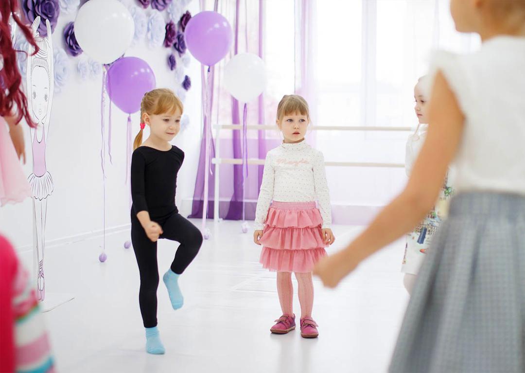 Скидка 25% на месячный абонемент в детскую школу балета «Lil Ballerine»