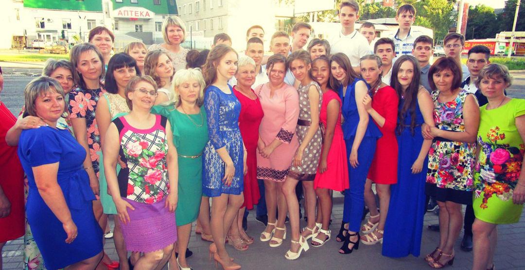 Выпускной от ведущей Ларисы Романовой