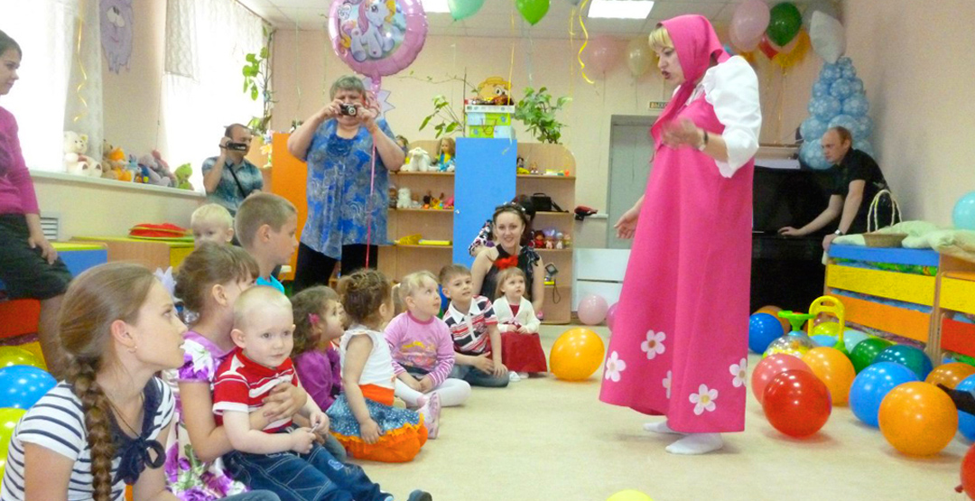 1-ый месяц посещения частного детского сада «38 попугаев»