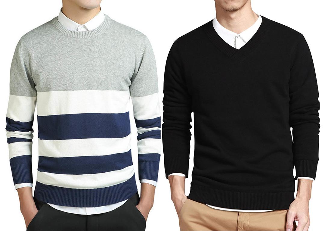 Костюмы, рубашки, джемпера, джинсы от мужского бутика «Джентельмен»