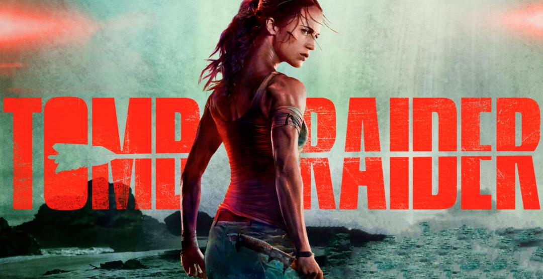 Фильм «Tomb Rider: Лара Крофт» в кинотеатре «Россия»