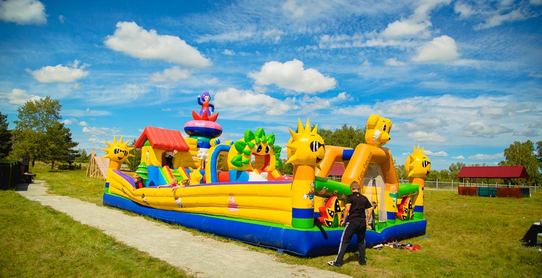 Тур выходного дня на базе отдыха «Тобол»