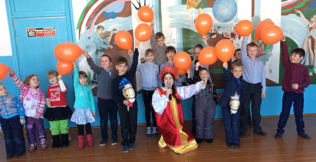 Проведение детского дня рождения от праздничного агентства «Holy Day»
