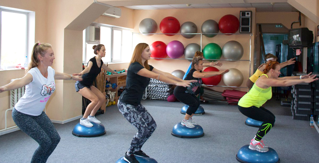Абонемент на 12 посещений в фитнес-центр «Престиж»