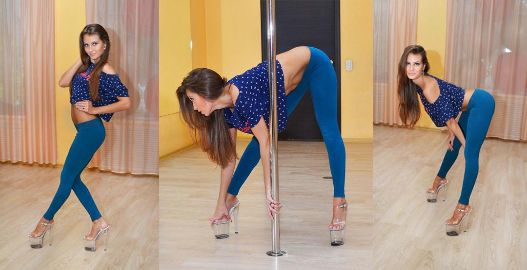 Абонемент от Pole Dance Studio Empire