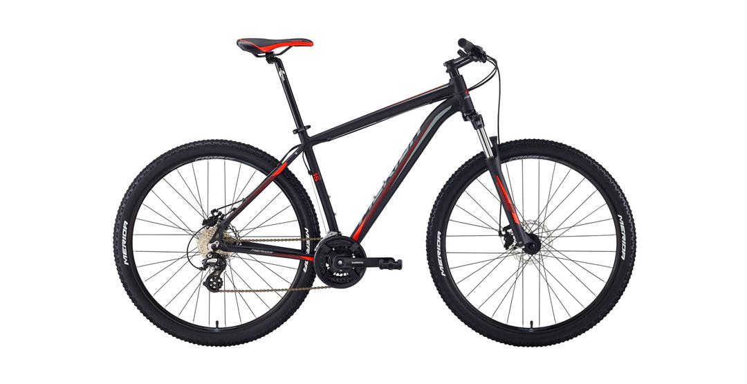 Велосипед Merida от компании Double Sports