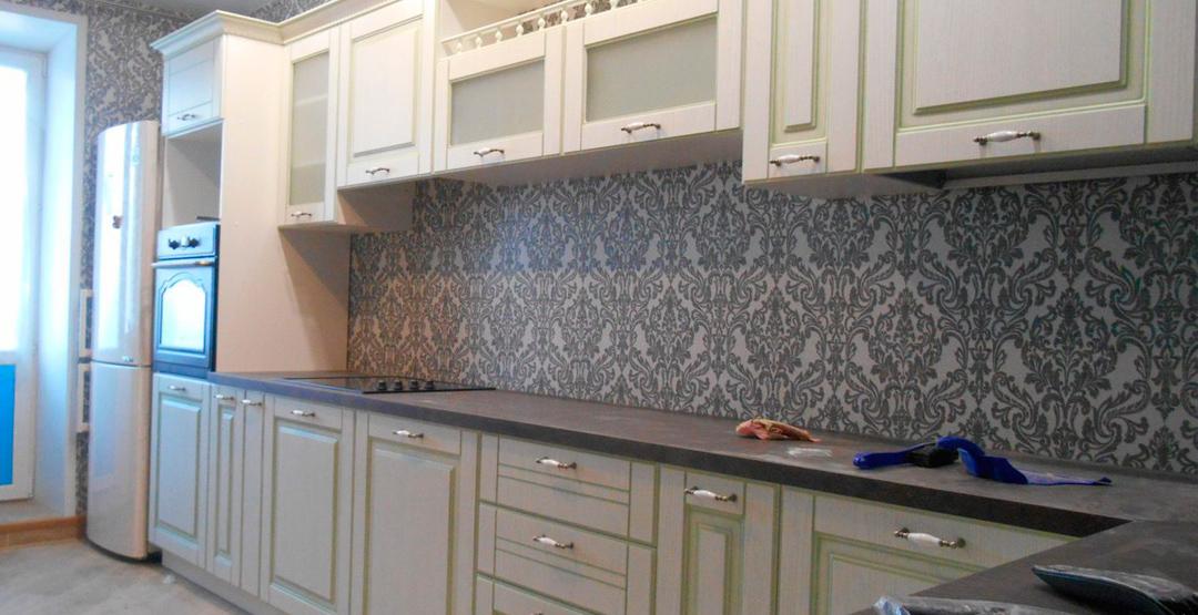 Изготовление кухонного гарнитура от компании «Шкафы & Кухни»