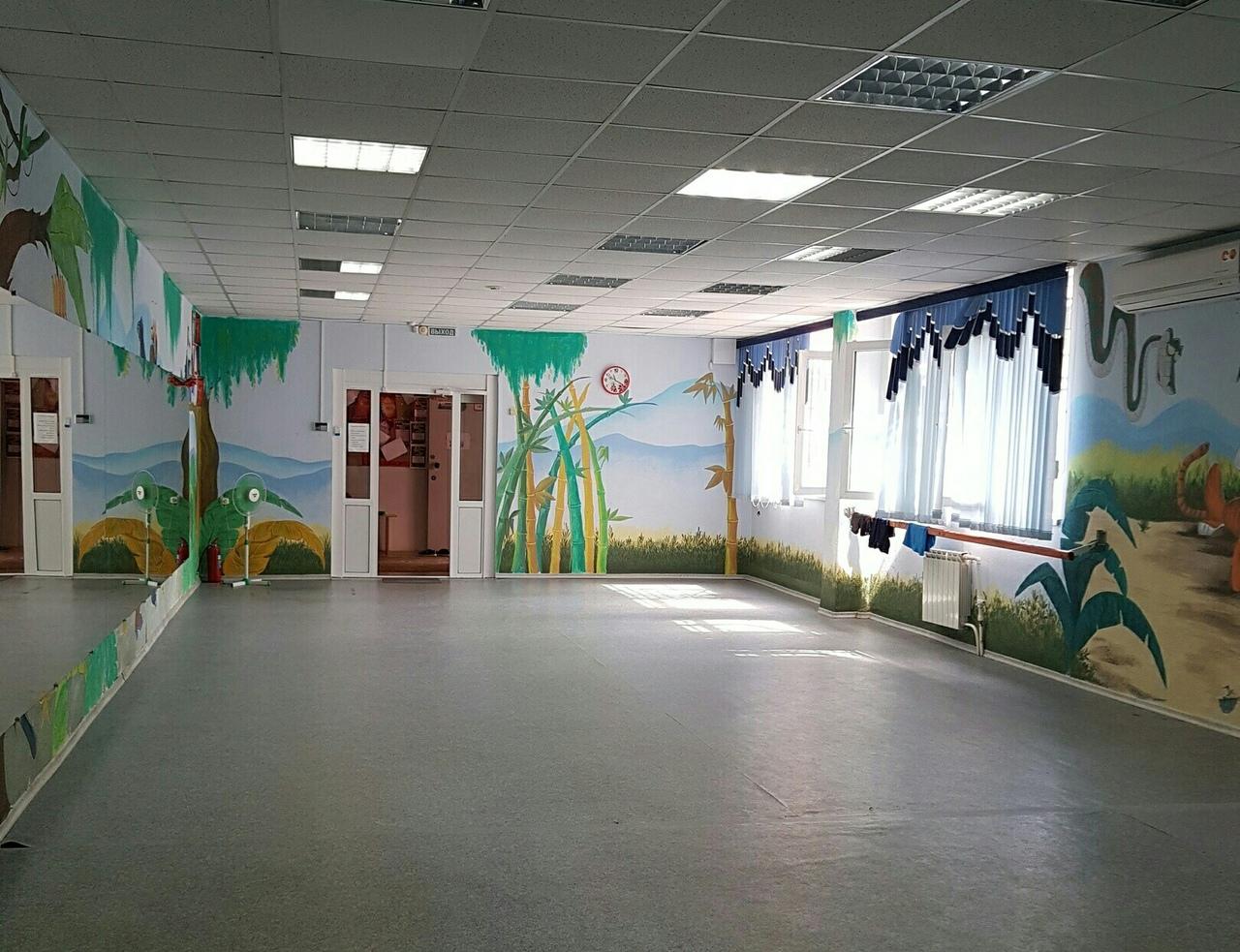 Детская комната дневного пребывания