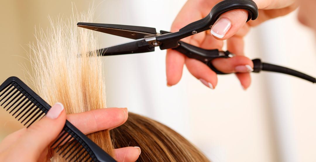 Кератиновое выпрямление от парикмахерской «Преображение»