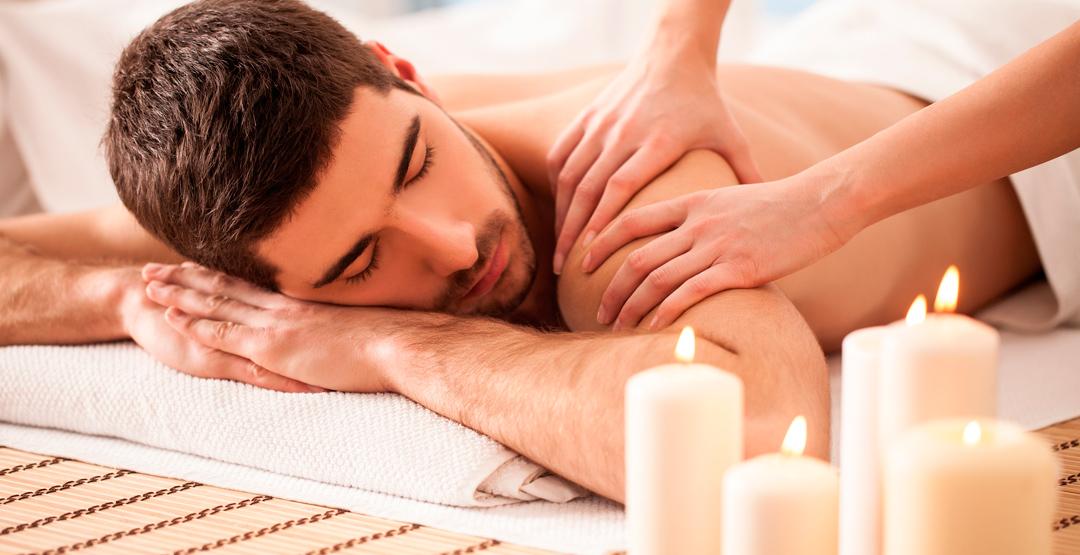 Spa-relax для мужчин и женщин от салона Men's club «Malina»