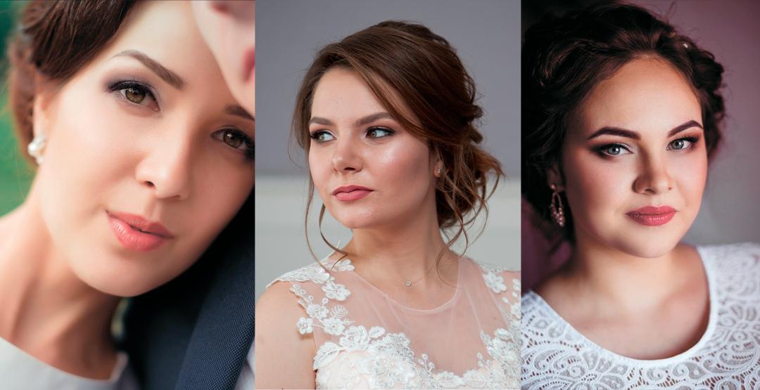 Стильный make up от визажиста Анастасии Моисеевой