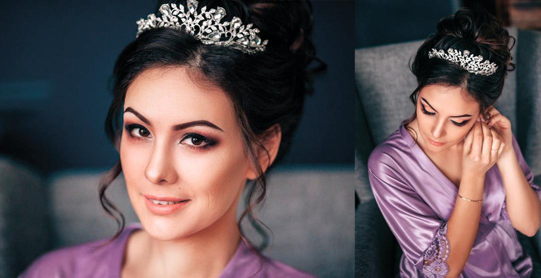 Стильный make up от визажиста Анастасии Моисеевой (сертификат)