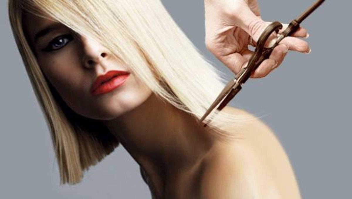 Стрижки, снятие сечки, прически, укладки, окрашивание от парикмахерской «Преображение»