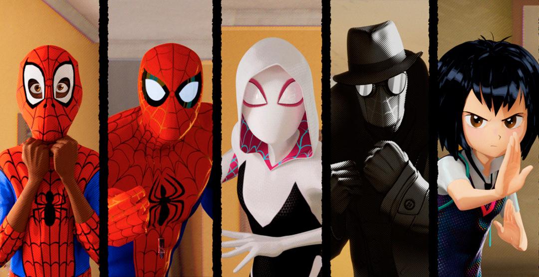 Фильм «Человек-паук: Через вселенные» в кинотеатре «Россия»