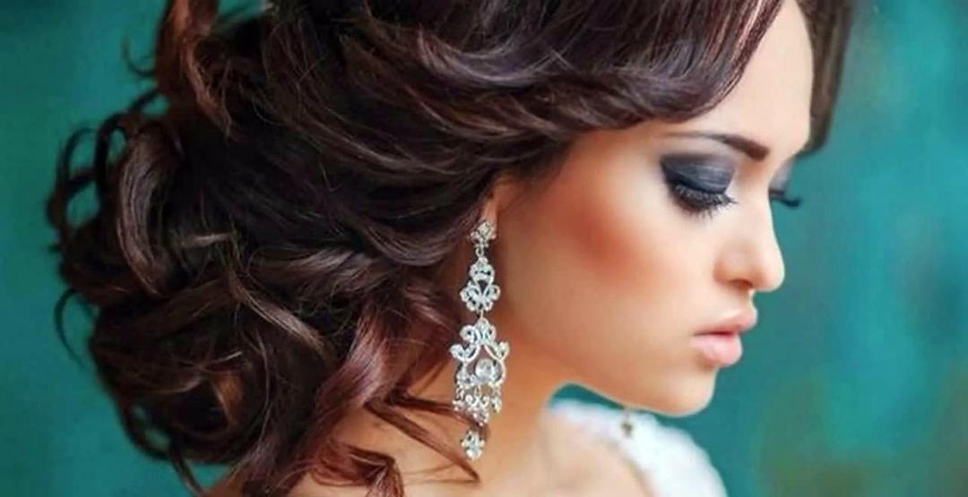 Прически, макияж, оформление бровей и снятие сечки от стилиста Александры