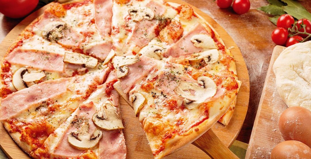 Сет «Филомания» + пицца «Пеперони» или «Ветчина и грибы» от службы доставки «Рыба&Рис»