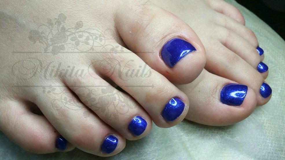 Качественный ногтевой сервис от опытного мастера Анастасии Никифоровой