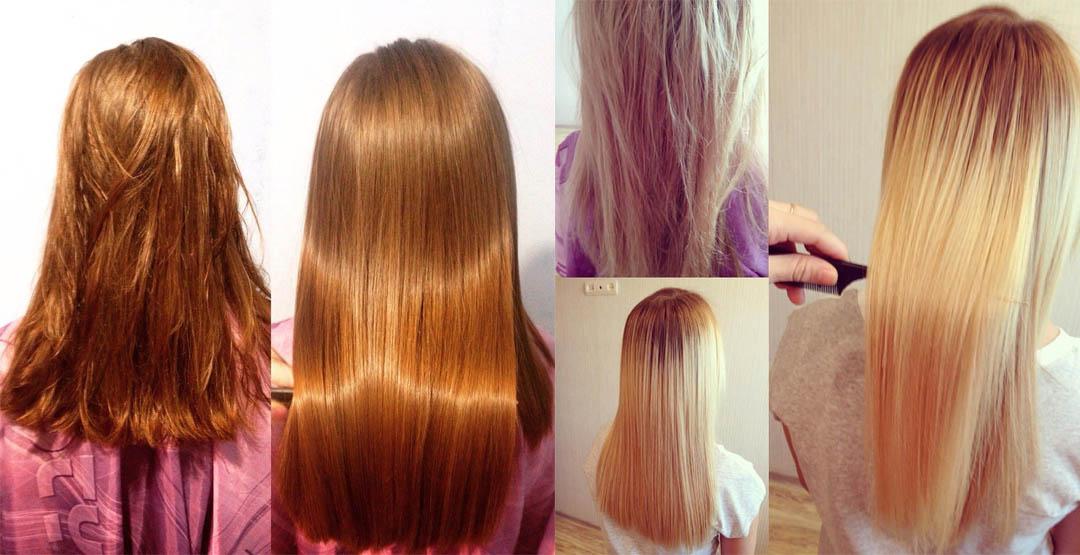 Ботокс волос или нанопластика от Марины Макаровой