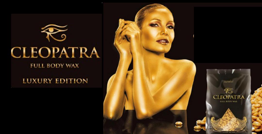 Инновационная депиляция «Cleopatra» 2 комплекса от Оксаны Кайстровой