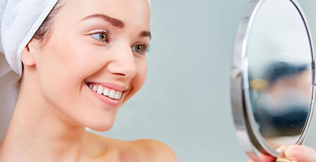 Ультразвуковая чистка лица от салона красоты «Лайм»
