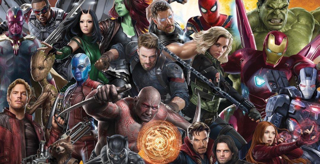 Фильм «Мстители: Финал» в кинотеатре «Россия»