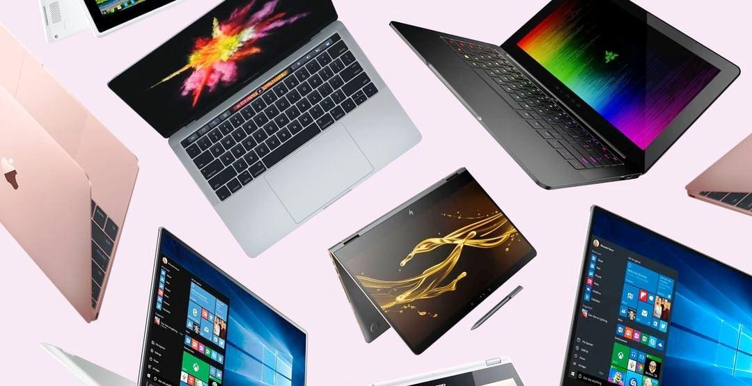Корпусные детали для ноутбуков с разбора