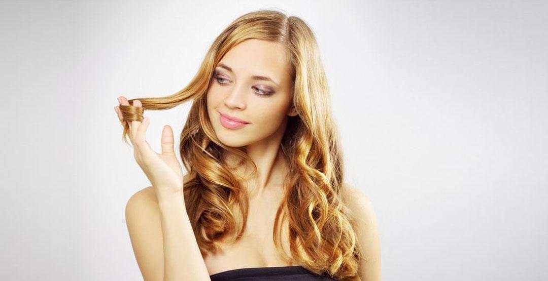 Снятие сечки + подравнивание кончиков волос
