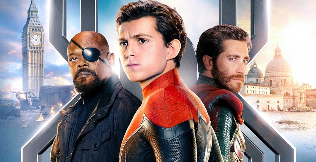 Фильм «Человек-паук: Вдали от дома» в кинотеатре «Россия»
