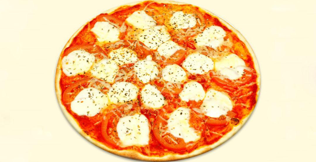 """Пицца """"Моцарелла"""" 30 см. на фудкорте ТРЦ """"РИО"""""""