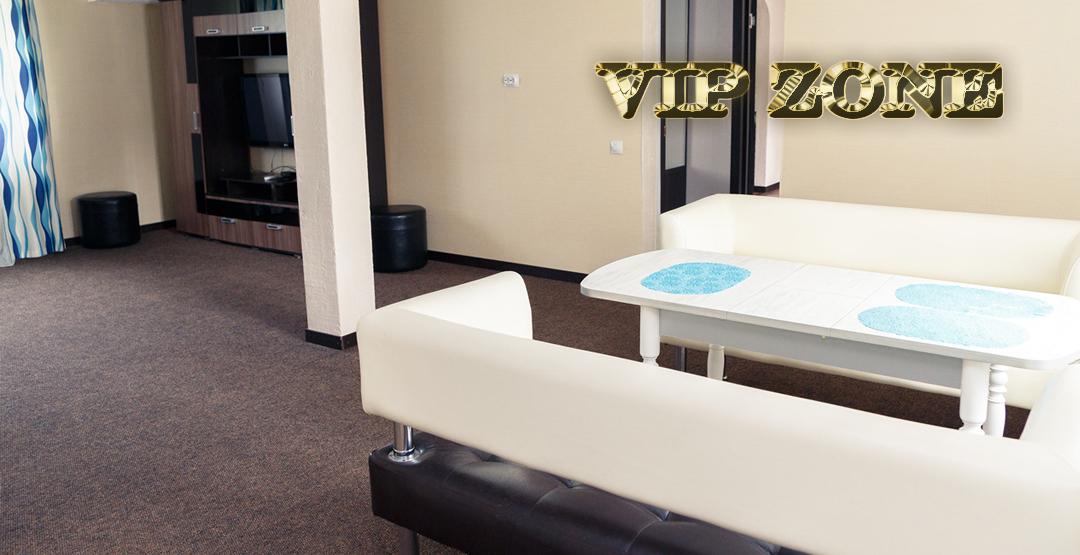 VIP зона для отдыха большой компании + посещение бань и источника в комплексе «7иЯ»