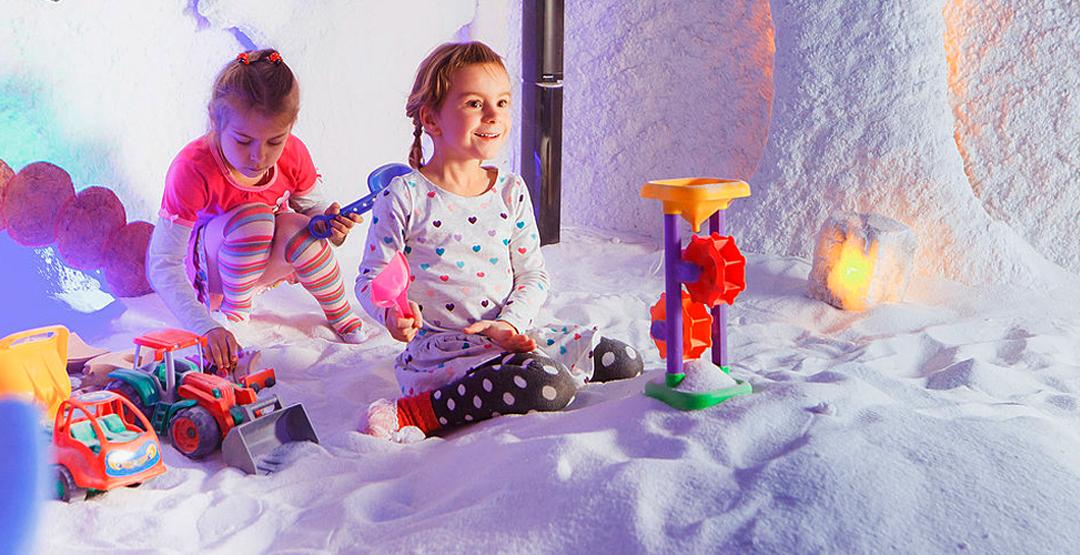 Абонемент в соляную комнату детского центра «Почемучка»