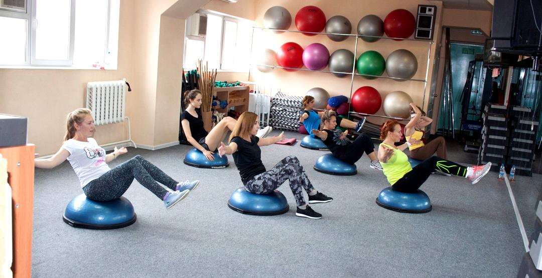 """Абонемент в зал групповых программ фитнес-центра """"Престиж"""""""