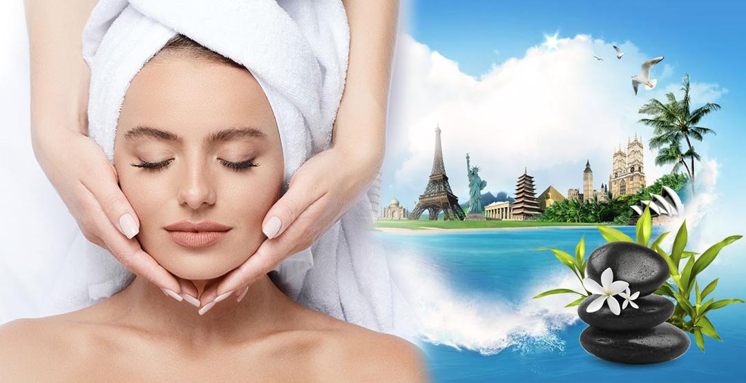 «Spa-путешествия в 5 стран» от spa-салона «7иЯ»