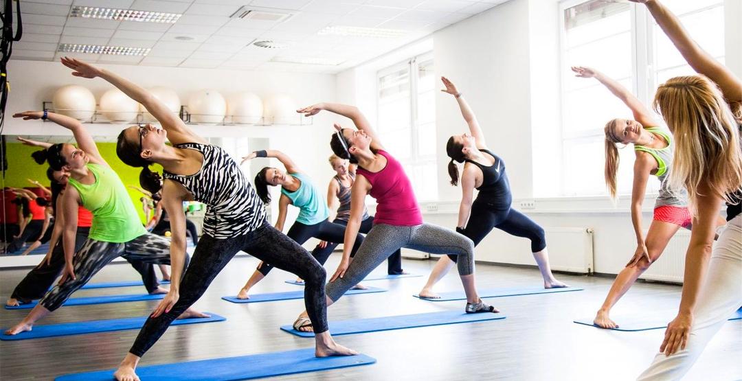 Абонемент (4 занятия) в фитнес-студии «Корица»