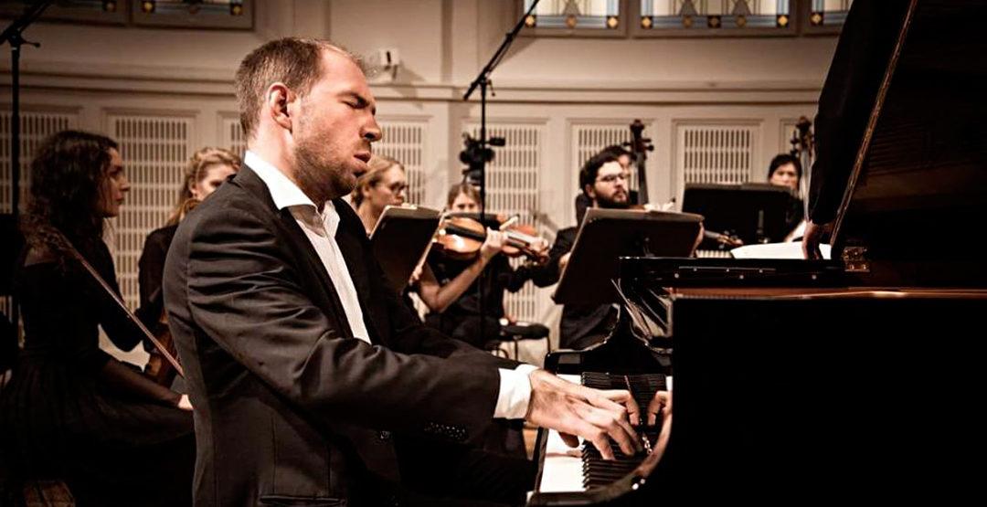Концерт Андрея Коробейникова (фортепиано) в Филармонии