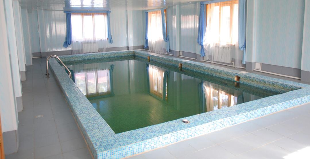 3 часа сауны с бассейном на базе отдыха «Тобол»
