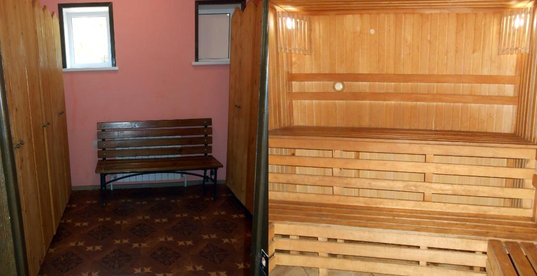 Аренда коттеджа «Дом-сауна на горках» на сутки (База Динамо)