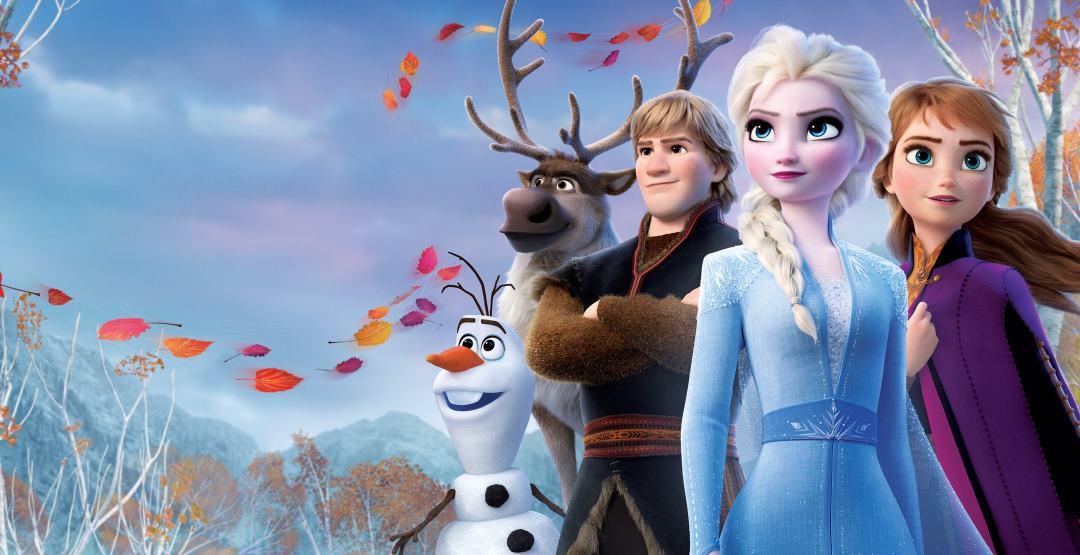 Мультфильм «Холодное сердце 2» в кинотеатре «Россия»