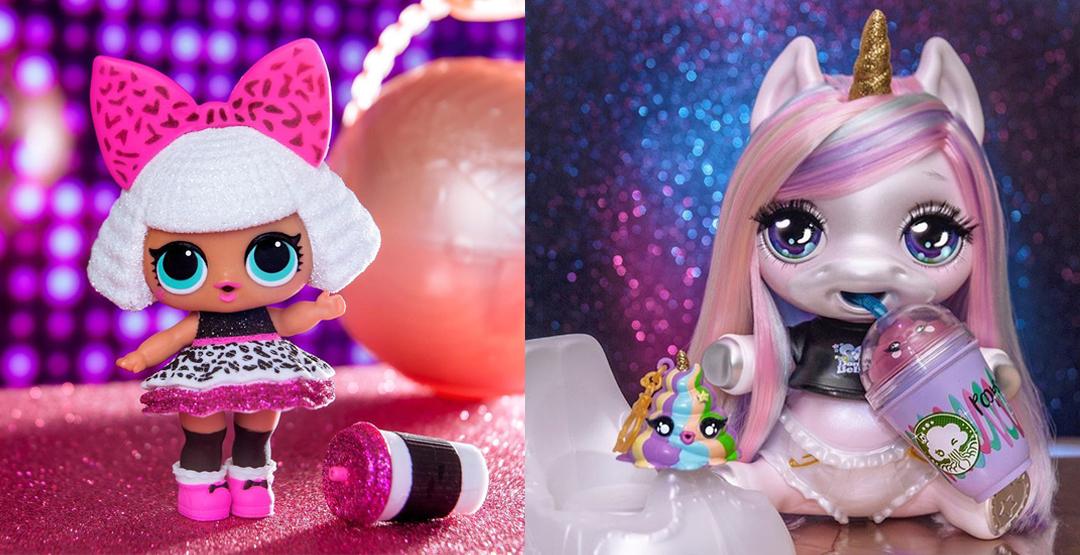 Куклы  «Lol» и «Poopsie» в магазине «Игробум»