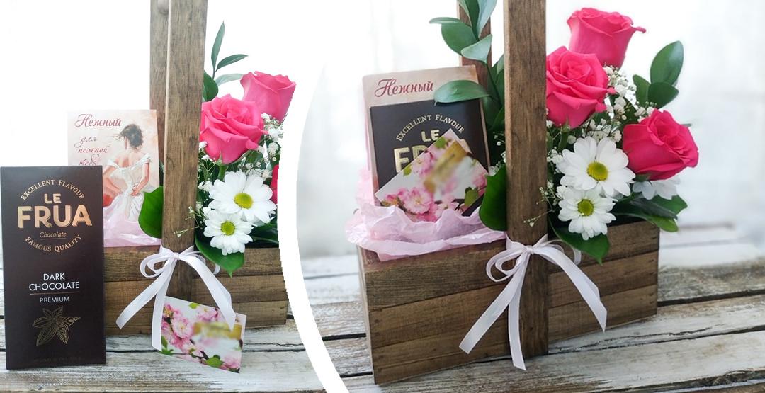 Подарочный набор от компании «Амур.ру»