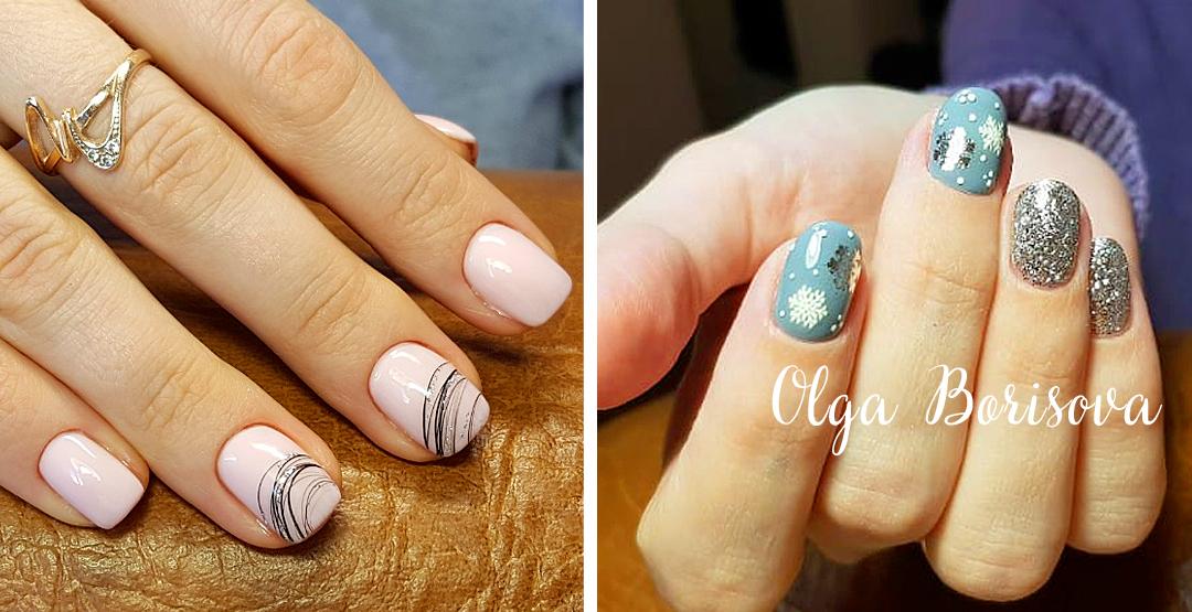 Услуги ногтевого сервиса от Nail Studio by Olga Borisova