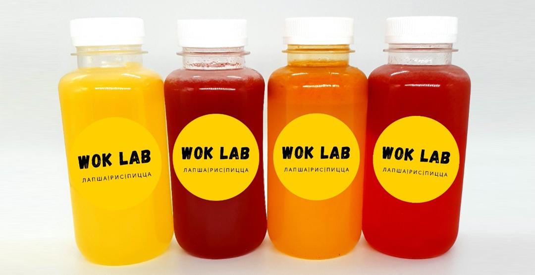«Твое комбо» + бесплатная доставка от WOK Lab