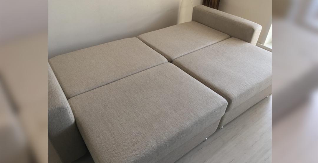 Химчистка мебели от компании «Ах, как чисто!»